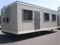 used office trailer